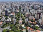 Downtown Belo Horizonte city