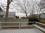 Oversize deck