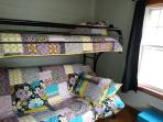 Full and Twin Bunk Bed