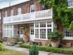 6 LITTLE BETHEL COURT, character maisonette, balcony, garden, parking, in Norwich, Ref. 28036
