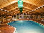 Indoor Pool and Jacuzzis