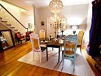 dining room left side