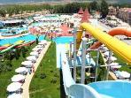 ONE OF TWO WATER PARKS
