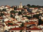 Okrug Gornji, panorama