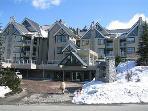 Wildwood Lodge Entrance
