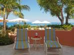 Villas on the Beach #101 at St. James, Barbados - Beachfront, Pool, Easy Walking Distance To Shoppin