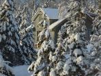winter scene before balcony added