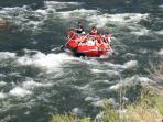 Whitewater rafting on Salmon River with raft4fun.com