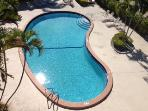 One of many pools