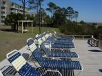 Deck Chairs for Your Leisure