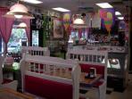 Ice Cream Shop, Coligny Plaza