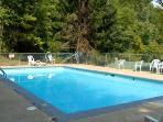 The Pool in Shagbark down the mountain