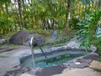 hot tub at upper pool