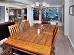 Dining Room Table seats 6-8