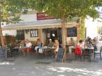 cafe in old javea