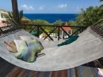 Villa Capri , St. Lucia Hammock with a view