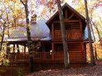 Cinnamon Valley - 'The Elk Lodge'