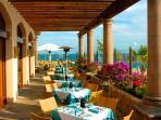 La Nao Restaurant Terrace