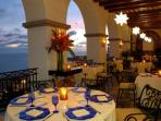 Lafrida Restaurant Terrace