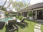 Villa Damai - Tranquil Hideaway in North Umalas