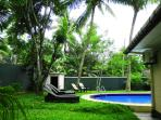 Gardent palm tree Ahangama Sri lanka Villa