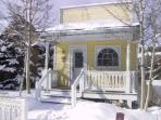 Willoughby Cottage in Winter