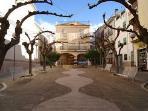 Tivenys Town Square