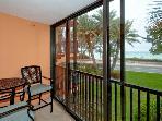 Gulfside Screened Balcony