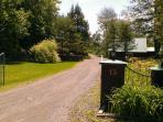 Entrance - Summer