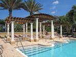 Windsor Hills resort zero entry pool