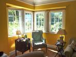New reading corner