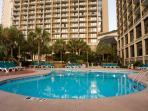 Main heated pool (heated year-round)
