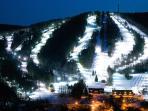 Pat's Peak Ski Resort (5 miles away)