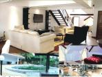 Furnished serviced 3bedrm penthouse Nyari Estate