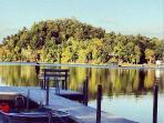 Klemens Bay of Fish Trap Lake