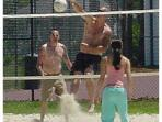 Volley Ball & Tennis Courts