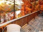 Autumn Color surrounding Lost Horizon