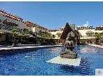 BEAUTIFUL CONDO with enormous terrace & private pool-Mamitas Beach