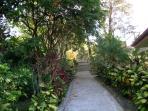 Chaman Garden Pathway