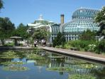 Botanic Garden Pavillion