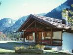 Chalet Maso Doss in estate