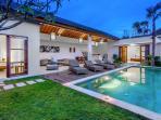Spacious and comfortable villa