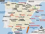 East Coast of Spain