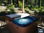 Hot tub! Elk View at Tahoe