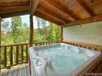Highlander #224- Hot Tub with A View