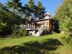 Muskoka Rustic  Beauty - Cottage Six Mile Lake