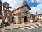 Altos de Chavón Church