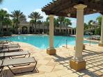 Windsor Hills resort pool area