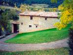 Cal Pesolet Eco Turisme Rural in autumn