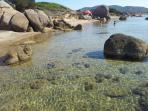 Spiagge limitrofe